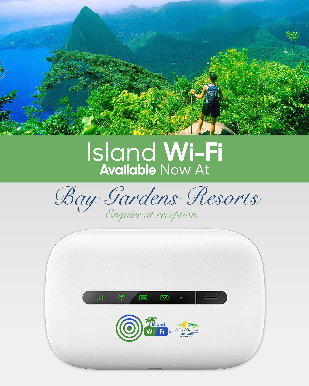 Bay Gardens Inn Experiences - Paradise